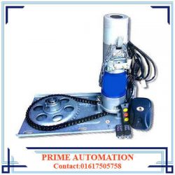 Automatic Industrial Shutter Side Chain Motor