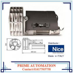 NICE Motor For Automatic Shutter [ Made In Italy ] [Double Motor]