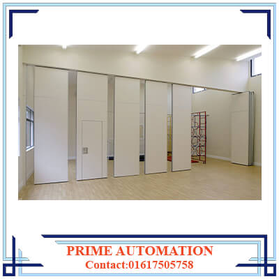 Sound Proof Acoustic Movable Partition Wall