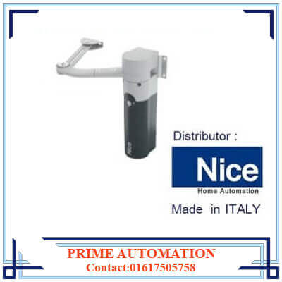 Automatic Swing Gate Operator Walky 1024-made-in-italy